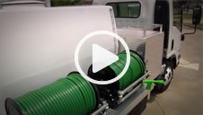 Graham Spray Equipment 600+100 Unit Video