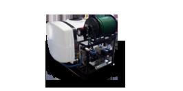 GSE 200-Gallon Spray Unit