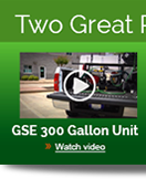 GSE 300 Spray Unit Video Thumbnail