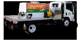GSE 600-Gallon Spray Rig