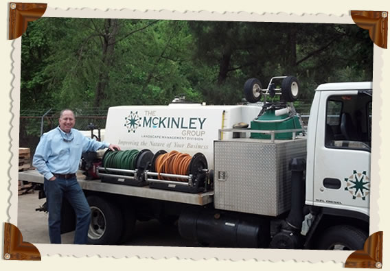 McKinley Group Spray Unit