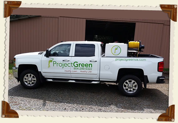 Project Green's GSE Spray Unit