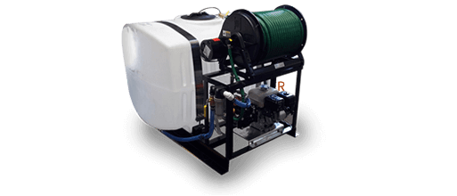 Graham Spray Equipment 200-Gallon Unit