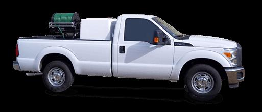 Graham Spray Equipment 300-Gallon Rig