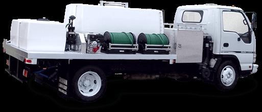Graham Spray Equipment 600+200 Gallon Unit