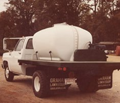 Graham Spray Truck