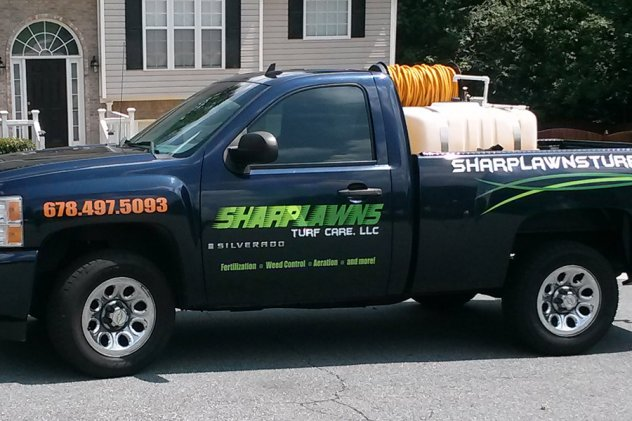 Sharp Lawn Services