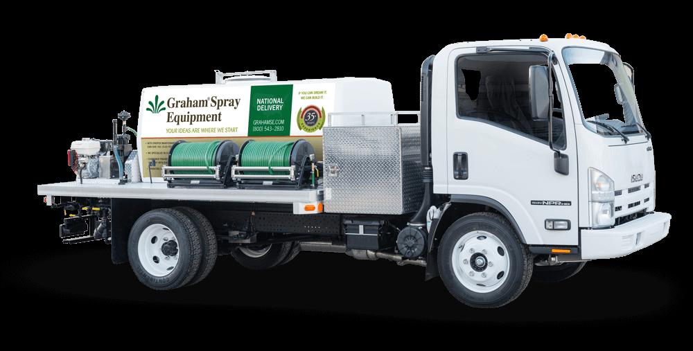 Graham Spray Equipment 800-Gallon Unit
