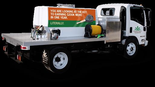 Graham Spray Equipment 600-Gallon Unit
