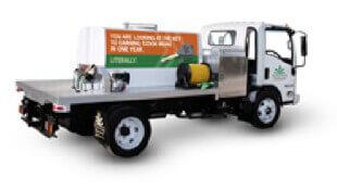 Graham Spray Equipment Unveils Two New Lawn-Spray Units