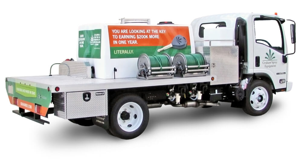GSE Compartmented 600-Gallon Unit