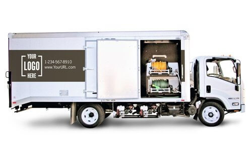 New GSE Box Truck