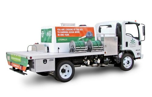 New GSE Compartmented 600-Gallon Unit