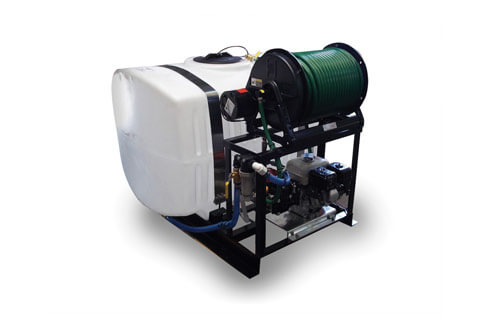GSE 200-Gallon Poly Unit