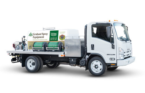 GSE 800-Gallon Unit