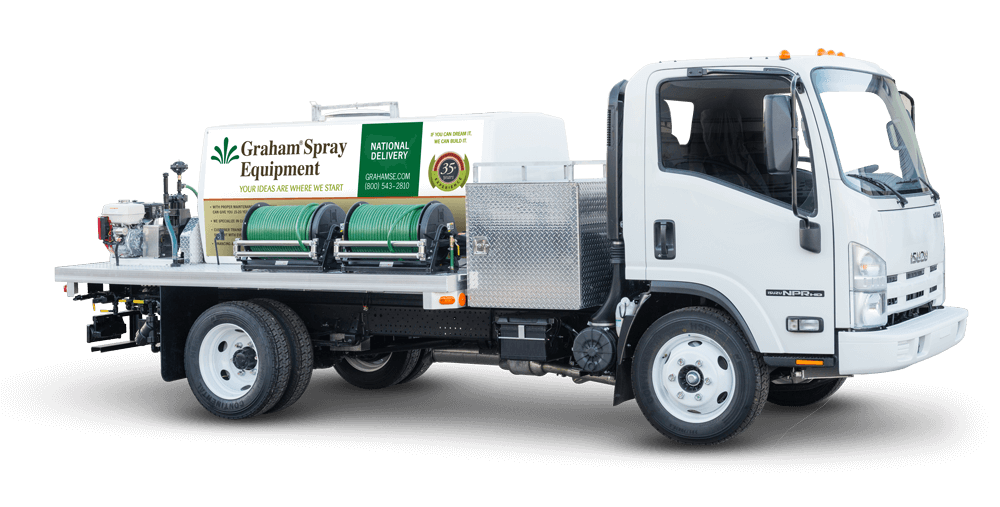 Graham Spray Equipment 800-Gallon Unit