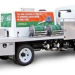New 600-Gallon Spray Unit from Graham Spray Equipment Improves Route Efficiency by Serving Multiple Turf Types