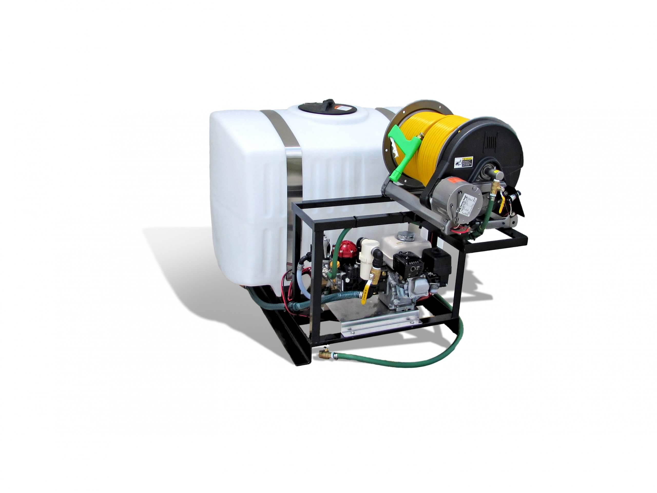 200-gallon unit spray rig