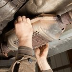 CATALYTIC CONVERTER THEFTS ARE ON THE RISE