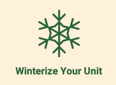 HOW TO WINTERIZE YOUR SPRAY UNIT